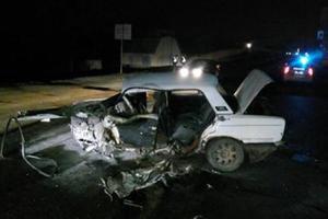 Жуткое ДТП в Харькове: пострадали четыре человека
