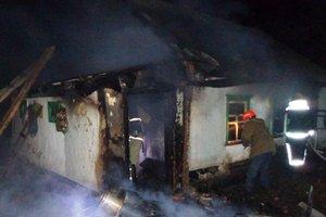 В Черкасской области мужчина погиб в огне