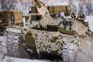 Появилось видео масштабных учений НАТО у границ с РФ