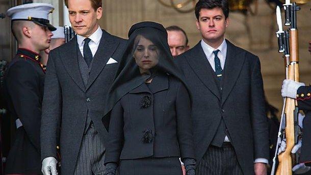Фильм о первой леди Америки Жаклин Кеннеди уместнее было бы назвать не «Джеки», а «Похороны по-американски».