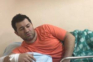 Во время вручения подозрения Насиров был в сознании и в помощи врачей не нуждался - НАБУ