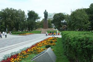 В Киеве помоют памятник Шевченко