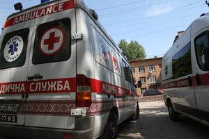 В Киеве мужчина ранил бывшую жену из огнестрела