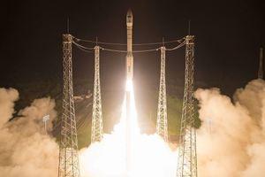 Европейцы успешно запустили в космос ракету с украинским двигателем