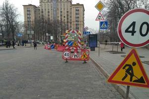 В центре Киева появится цветной пешеходный переход