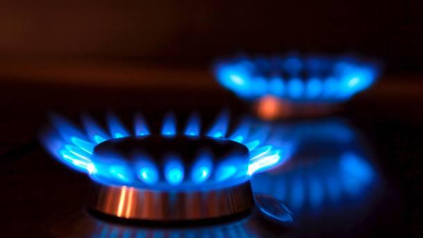 Украина приостановила отбор природного газа изхранилищ