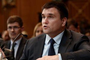 Климкин: Единственный правильный путь взаимодействия с РФ – с позиции силы