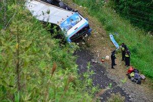 В Эквадоре автобус столкнулся с грузовиком: не выжил никто