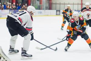 В Кременчуге сыгран первый матч плей-офф в истории УХЛ