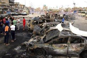 В Ираке на свадьбе прогремели два взрыва: погибли 23 человека