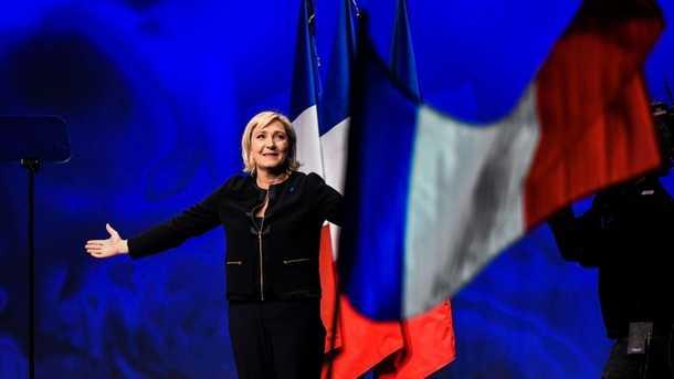 ВЕК считают вероятную победу ЛеПен «концом Европы»