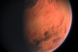 Конгресс США утвердил миссию на Марс