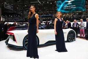 ТОП-11 перспективных рыночных новинок Женевского автосалона