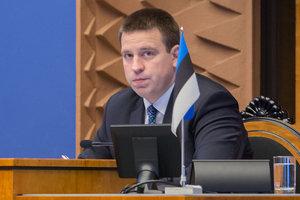 Россия подорвала европейскую безопасность – премьер Эстонии