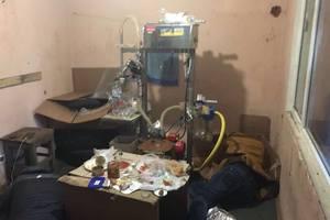 В Киевской области СБУ изъяла контрафактный алкоголь на сумму 3 млн гривен