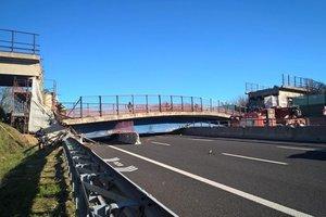 В Италии обрушился мост, есть жертвы