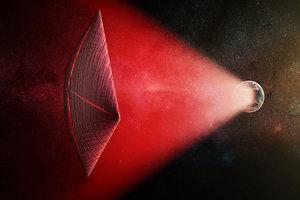 Найдены следы инопланетных технологий