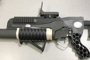Армия США показала гранатомет, напечатанный на 3D-принтере