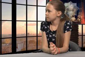 В эфире росТВ маленькая девочка объяснила, в чем разница между Россией и Украиной