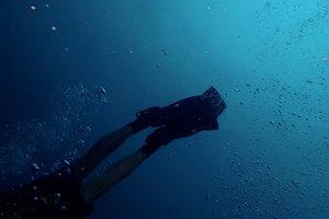 Тело пропавшего аквалангиста нашли в Херсонской области