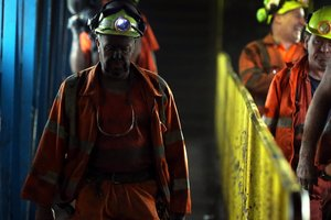 """Львовские горняки шахты """"Степная"""" получат задолженность по зарплате"""