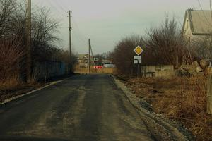 Дорога для дочери: под Киевом глава сельсовета заасфальтировал тупиковую улицу за бюджетные деньги