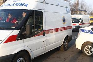 В Киеве на территории тубдиспансера нашли повешенного мужчину