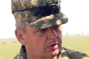 Муженко рассказал, как опыт войны в Ираке помог на Донбассе