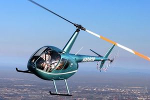 В Турции разбился вертолет с российскими бизнесменами – СМИ