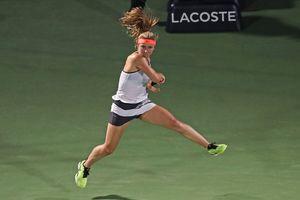 Украинка Элина Свитолина признана лучшей теннисисткой месяца в мире