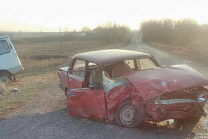 Массовое ДТП в Днепропетровской области: среди пострадавших есть дети