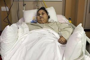 Хирурги уменьшили желудок самой тяжелой женщине в мире
