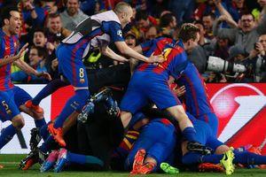 """Ликование фанатов """"Барселоны"""" вызвало землетрясение в городе"""
