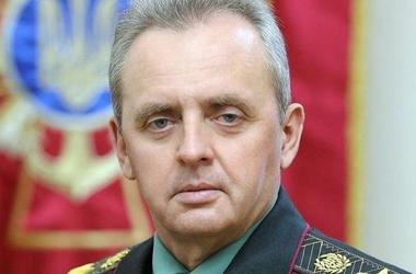 Первое боевое столкновение с россиянами произошло во время оккупации Крыма – Муженко