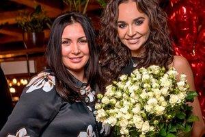 Певица Маша Фокина отметила день рождения в кругу звездных друзей