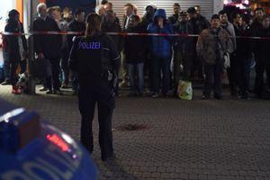 В Дюссельдорфе произошло новое нападение на людей
