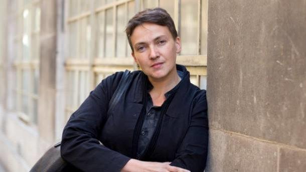 СБУ: Савченко обвинят в злодеянии, если соберут довольно подтверждений
