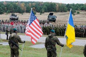 Итоги недели: ожидание военной помощи от США и уверенность украинцев в полезности НАТО