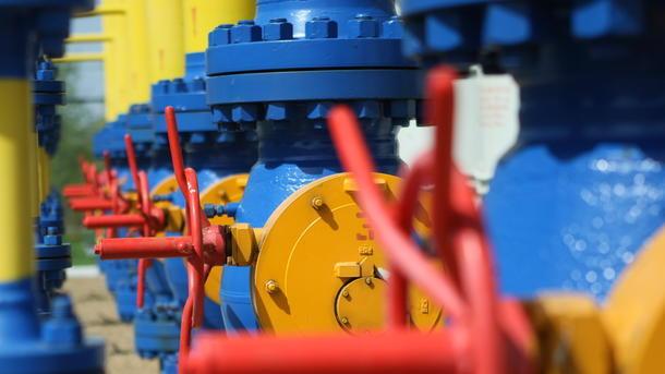 Украина приостановила отбор газа изподземных хранилищ