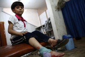 При взрывах в Дамаске погибли 40 человек, сотня раненых