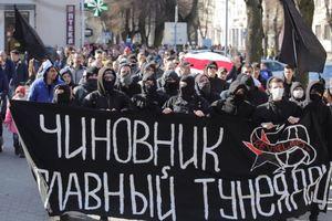 """Организаторам """"Марша недармоедов"""" в Беларуси дали по 15 суток"""
