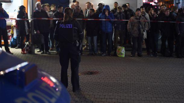 ВГермании милиция предотвратила теракт в коммерческом центре