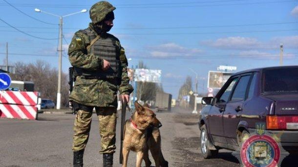 Полицию Донецкой области перевели вусиленный режим— Аброськин