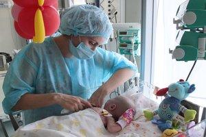 Помощь при рождении ребенка обещают оформлять онлайн