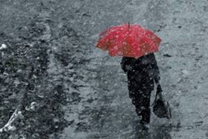 В Украину возвращается зима: прогноз погоды