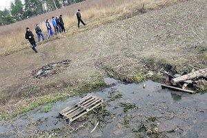 Подробности ЧП в Василькове: есть угроза, что нечистоты могут попасть в воду в колодцах