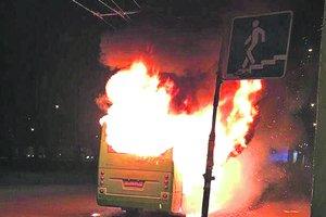 ЧП с маршрутками в Киеве: в конце марта перевозчики обещают проверить состояние автобусов