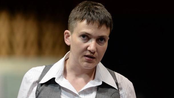 Народного депутата Денисенко отсадили отСавченко взале Рады
