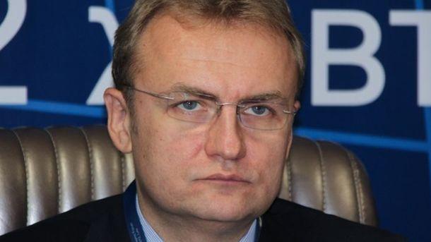 Луценко: главы города Львова могут сместить отдолжности
