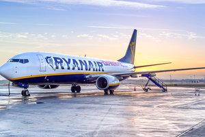 Лоукостер Ryanair будет летать из Киева в Лондон пять раз в неделю